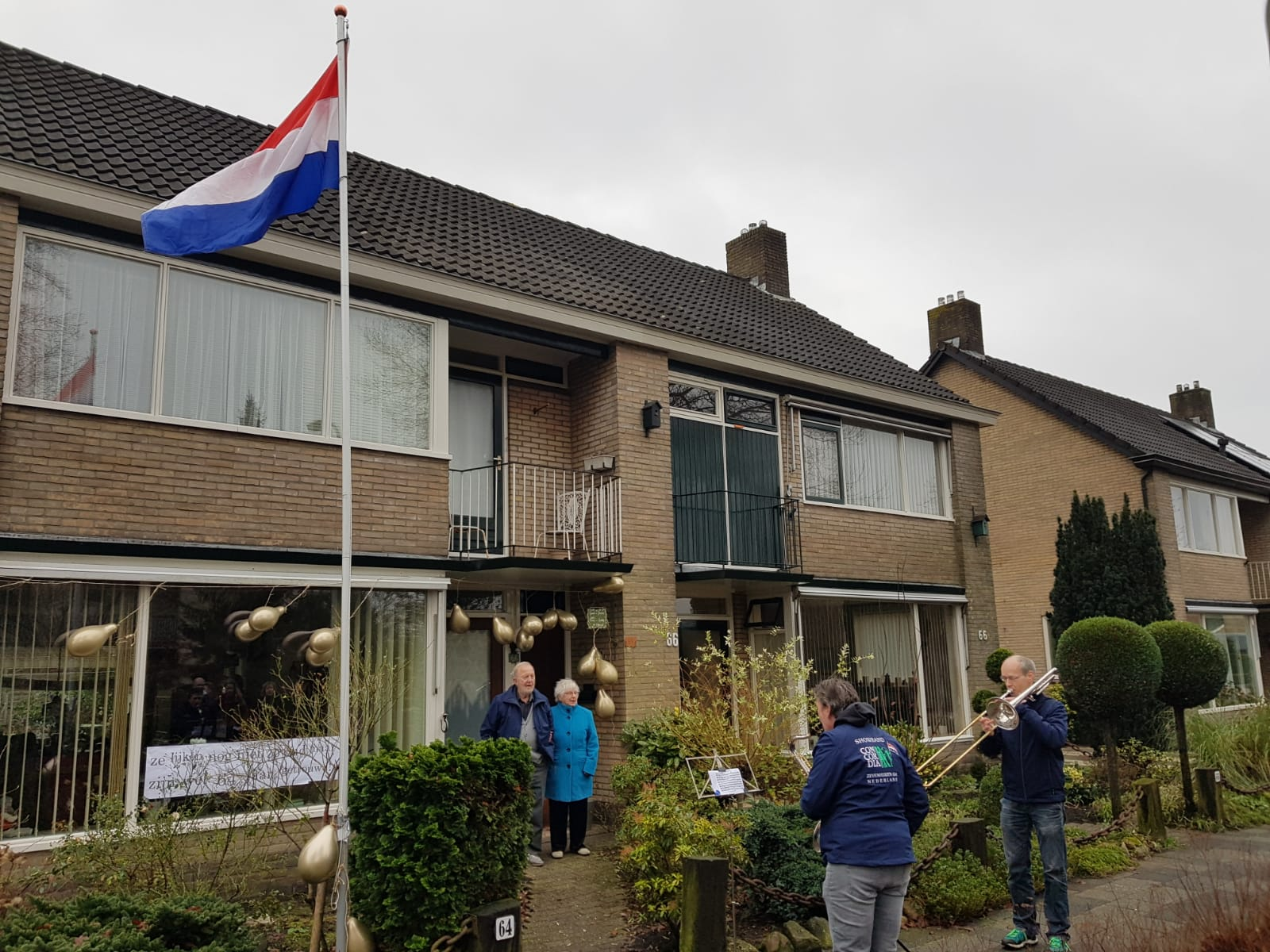 Serenade voor Geert en Janny de Weerd