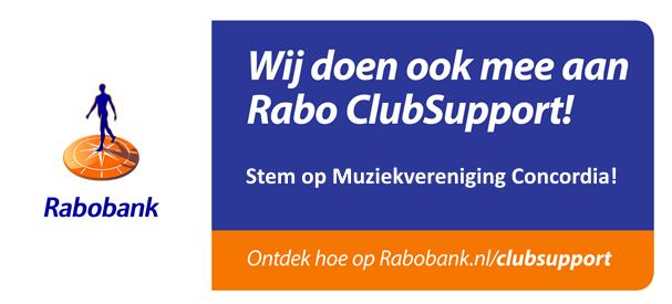 Rabo ClubSupport-actie!